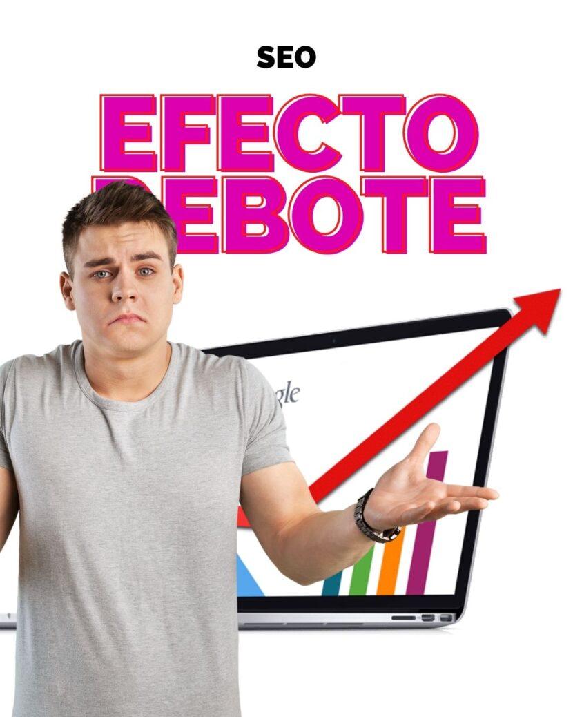 Efecto Rebote en Pag Web
